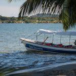 Finca Tatin boat